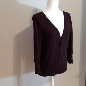 Target Plum Color Sweater